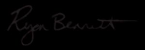 Signature (no background)